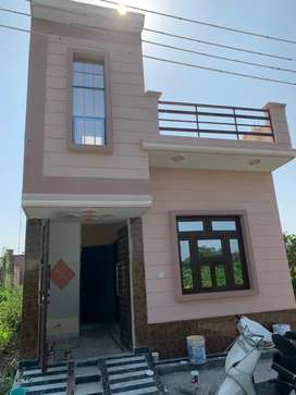 Independent House 14,50,000/- near Radha Swami Satsang Bhawan