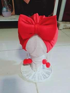 turban anak anting