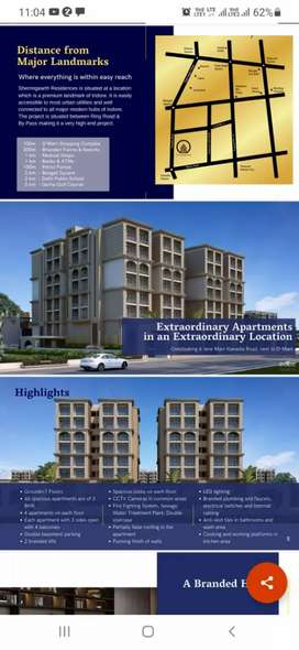 Sujatia sharing earth, apartment sell