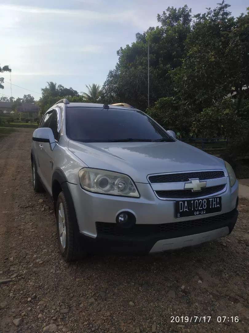chevy captiva 2.4 l 2009 0
