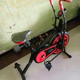 Sepeda statis 2in1 free ongkir&perakitan