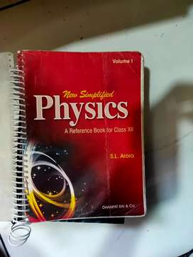 Physics S.L arora