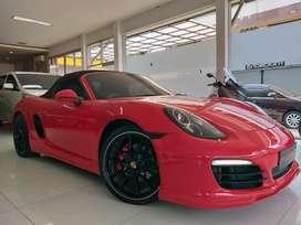 Porsche Boxster 2.7cc 981 Convertible 2012 , km 12rb Plat B !