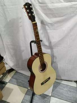 Gitar akustik pemula EQ new string