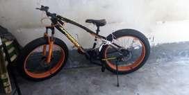 Appgrow Jaguar fatbike (Rs. 12000)