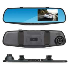 Car DVR DUAL Mirror Camera 1080p