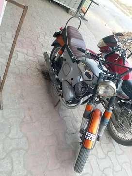 Rajdoot Bike