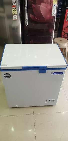 Bluestar deep freezer 150 lilters