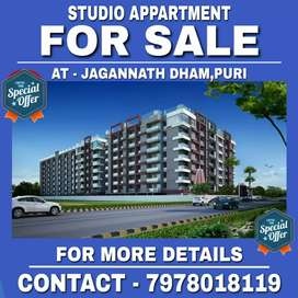 FULLY FURNISHED FLAT FOR SALE AT- JAGANNATH DHAM PURI