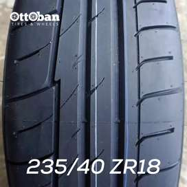JUAL BAN GT RADIAL CHAMPIRO sx2 235 x 40 zr18 mobil mercdes cla new