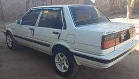 Full Genuine Corolla 86