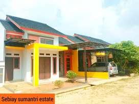 Di rajabasa ada perumahan rumahnya harga murah sebiay sumantri estate