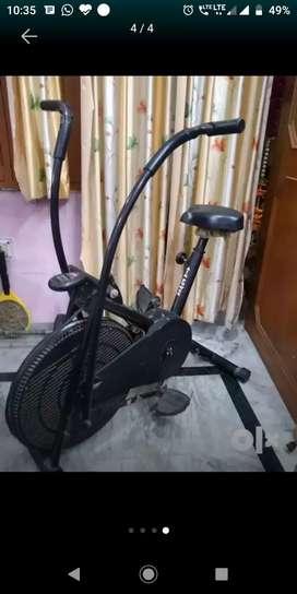 Fastrack gym cycle