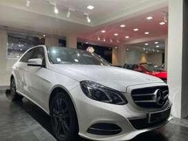 Mercedes-Benz E-Class 2015 Diesel 40000 Km Driven