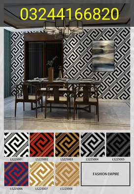 Classic wallpaper designs. 3D 4D wallpapers for home and office
