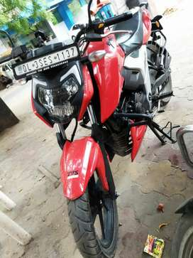 TVs Apache 160 For sell 3 month old