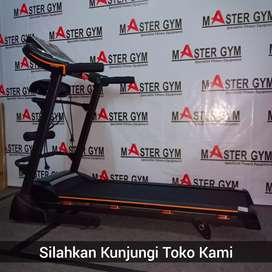 Alat Fitness TREADMILL ELEKTRIK - MASTER GYM Fitness Store !! MG#9890
