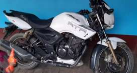 Fully new condition .  Apache 180 cc