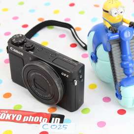 Canon G9X (D562)