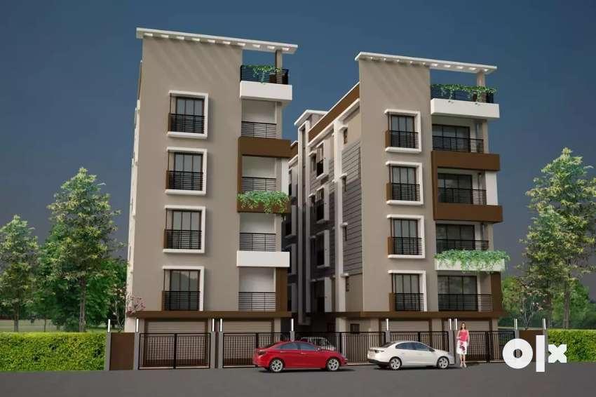 3 bhk flat at jyoti nagar 0