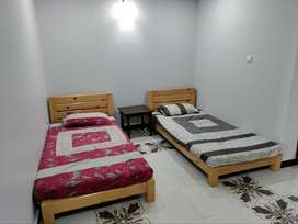 Top floor dormitory room for rent only for one girl.