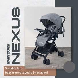 Babydoes Nexus stroller bayi