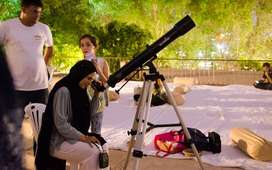 "Brand New Astronomy Telescope Sky-Watcher 90mm (3.54"") AZ3 in Pakistan"