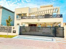 25 marla brand new elegant design bungalow for sale in Bahria phase 8