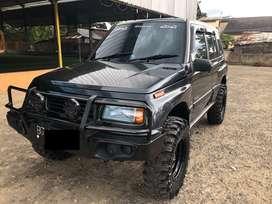 Suzuki Vitara 1992 4x4 (Siap Pakai Full orisinil)