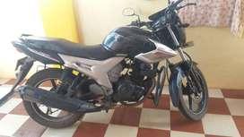 Yamaha 2011 model SZR 153 cc