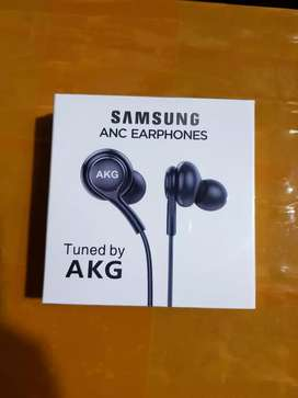 Official branded akg handfree Original S8/S9 s10 note 8 note 9