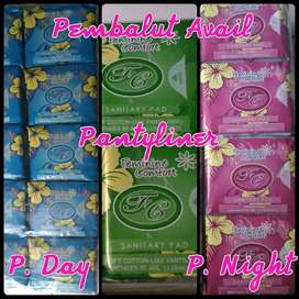 Avail panty liner