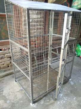 Bird Cage Steelness Steel