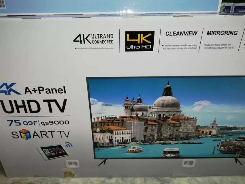 Extreme Deal Samsung 75 inch 4K UHD HDR ANDROID Led Smart Malaysia 0