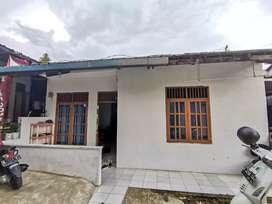 Rumah Dikontrakan Kosongan dekat Kampus STAN Pondok Aren