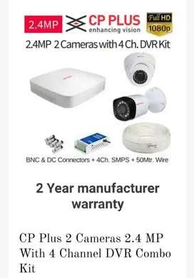 Offer.. CCTV Camera Installation and Service