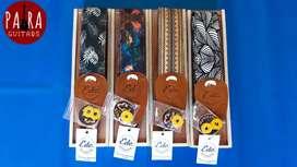 Strap atau tali gitar edc straps
