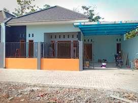 Rumah Baru di giwangan ke slatan Wirokerten Banguntapan