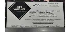 Voucher Hotel Aston Priority Simatupang