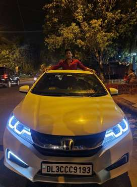Honda City 2015-2017 i VTEC CVT SV, 2015, CNG & Hybrids