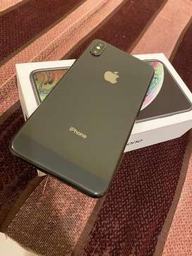 iPhone xs max 256gb Pta Approved