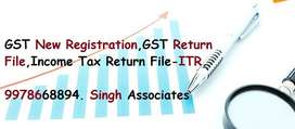 Apply GST Registration - Connect with Singh Associates