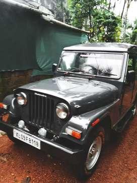 Commander jeep mahindra
