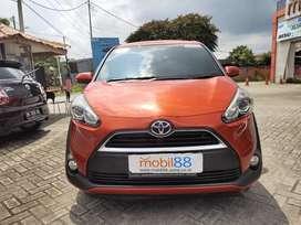 Toyota Sienta V Tahun 2016 KM 51ribuan