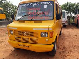 Force traveller school pick up van 2004 single owner
