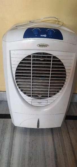 Symphony air coolar