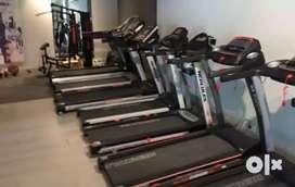 Treadmill hiit treadmill/- exercise cycle