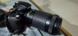 Nikon DSIR 3300 D on rent