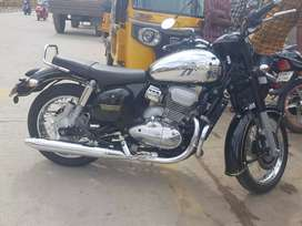 Four months old ...Less used wanted Jawa  lover Only...