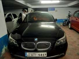 BMW 5 Series 2010 Petrol Well Maintained